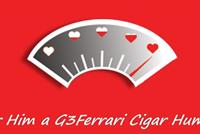 G3Ferrari - Express Your LOVE With A Cigar Humidor