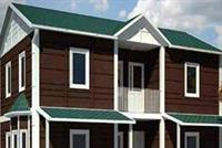 Duplex Prefabricated Houses