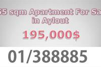 A 155 Sqm Apartment For Sale In Aylout