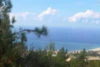 A 830sqm Land With An Amazing Sea View For Sale