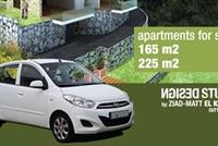Special Offer: Basbina 211 - Be The First To Buy An Apartment And Get A Hyundai L10 For Free