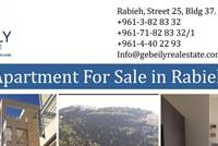 Apartment For Sale In Rabieh AM.602-14