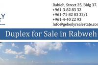 Duplex For Sale In Rabweh
